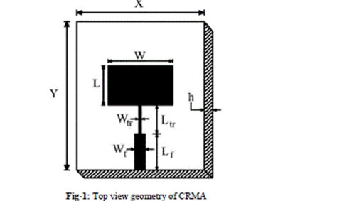 A Review on Circular Microstrip Patch Antenna with Slots